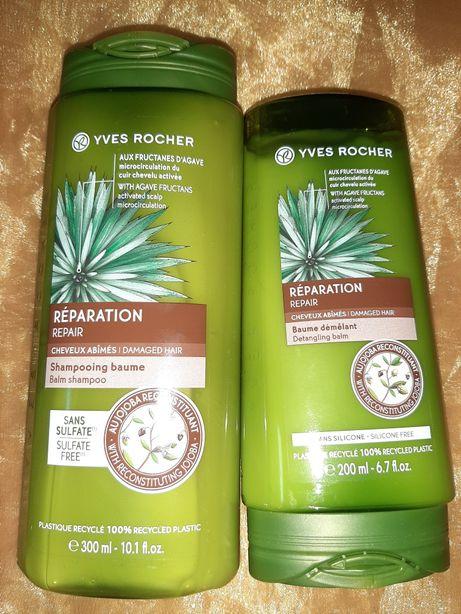 Набор по уходу за волосами Ив Роше шампунь+бальзамYves Rocher