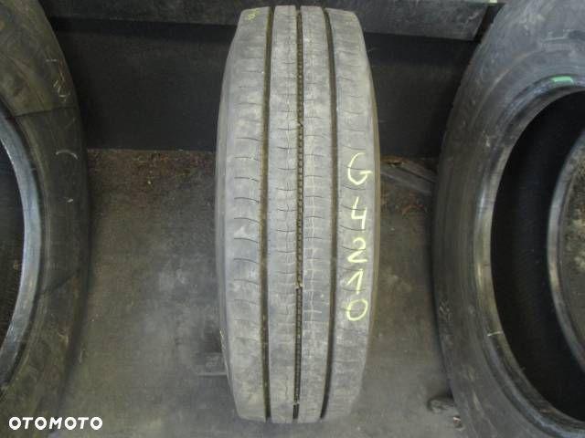 215/75R17.5 Bridgestone Opona ciężarowa R-STEER 002 Przednia 8.5 mm Ksawerów - image 1