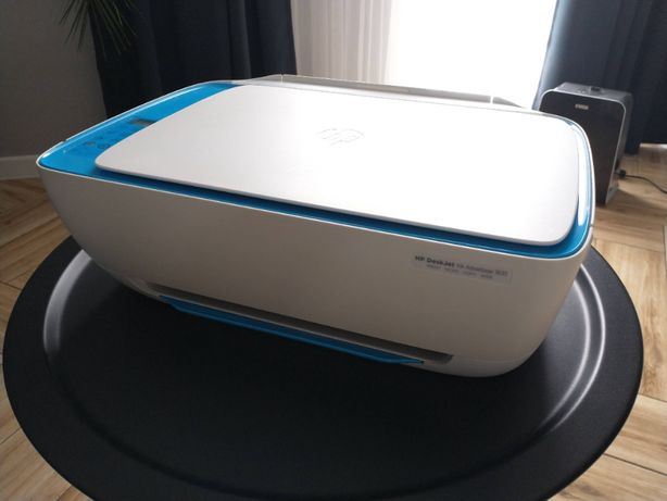 Drukarka / skaner HP DeskJet Ink Advantage 3635 - WARTO !