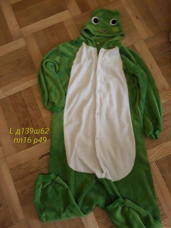 Кигуруми жаба жабка