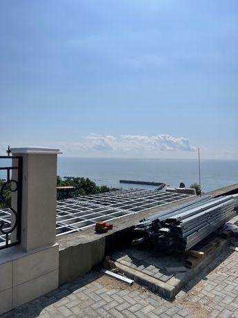 Срочно продам свою 1 квартиру с видом моря в АВИНЬОН Дача Ковалевского