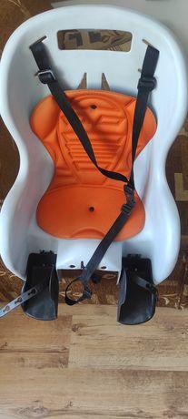 Fotel na rower dla dziecka