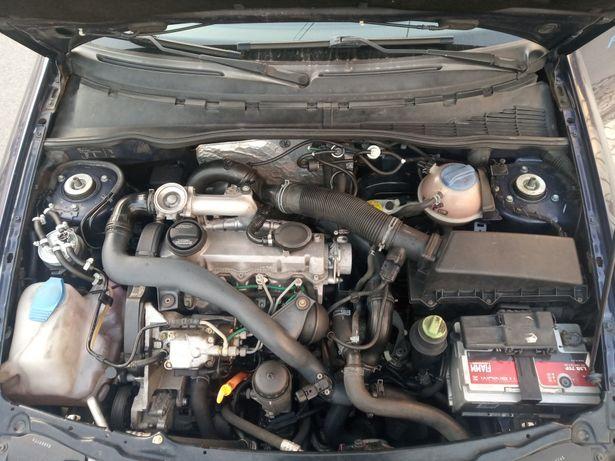Motor e Caixa Seat Ibiza Cordoba TDI 110cv 6k2 ASV