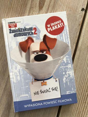 Ksiazki dla dzieci zwierzaki domowe i encyklopedia