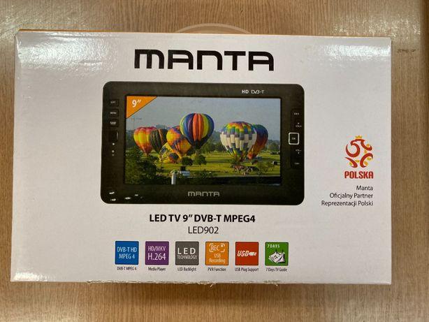 "Telewizor Manta LED902 9"" DVB-T MPEG4"
