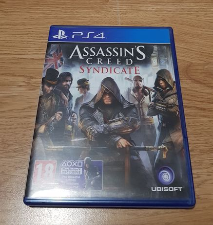 Assassins Creed Sindicate PS4