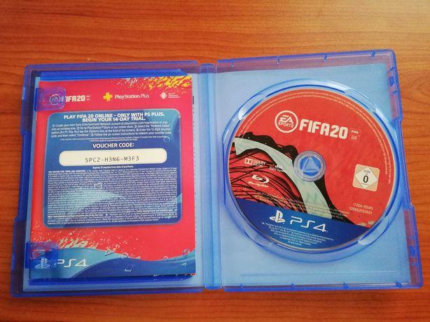 FIFA 2020 Playstation 4 PS4