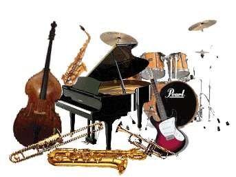 Приватні уроки на різних музичних інструментах