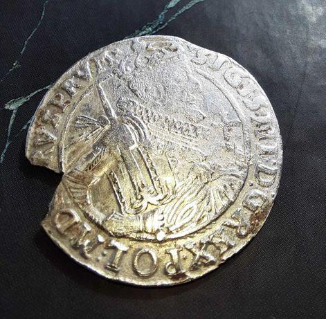 Монета орт 1623, Польша серебро