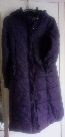 Płaszcz zimowy w rozmiarze 152