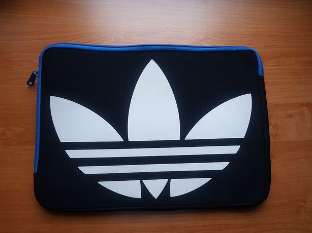 """Przepiękna torba nie tylko na laptopa Adidas Originals etui 17"""""""
