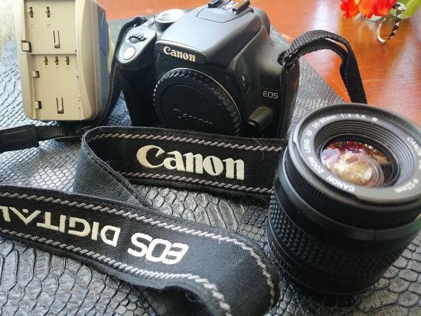 Canon 350d zestaw gotowy do foto