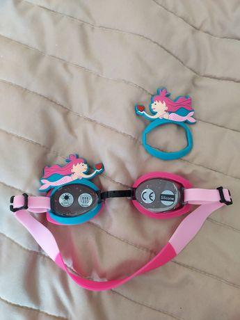 Okulary Okularki do pływania NOWE