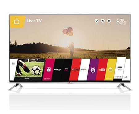 """LG 47"""" LB670V 3D Smart TV webOS"""