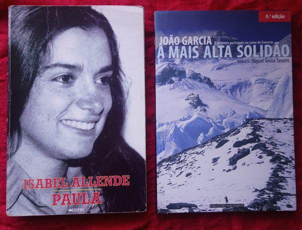 Helena Sacadura Cabral; Isabel Allende; John Cleland; João Garcia