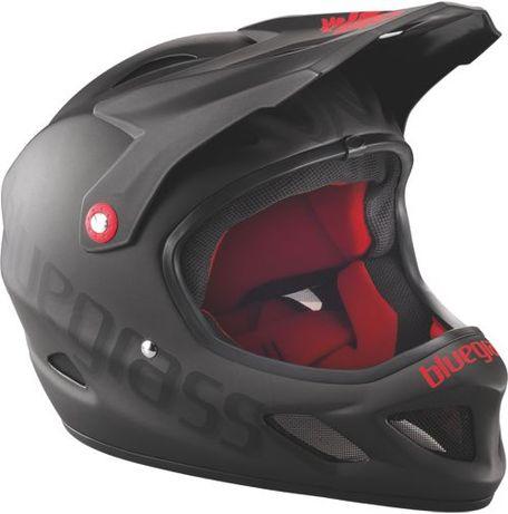 Capacete DH Bluegrass Explicit Full Face Helmet