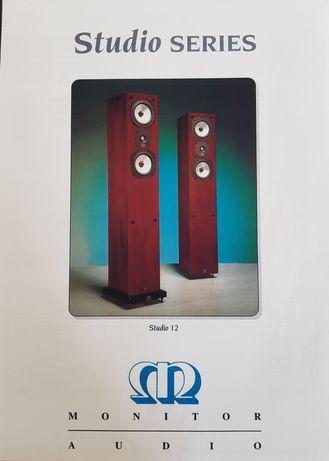 Monitor audio studio 12