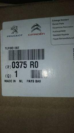 Turbo 1.6 HDI 8 Válvulas