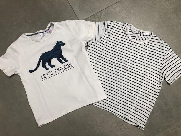Tshirt zara, koszulka zara 110