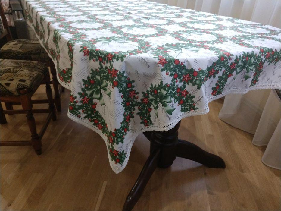 Скатертина. Новорічний текстиль Львов - изображение 1