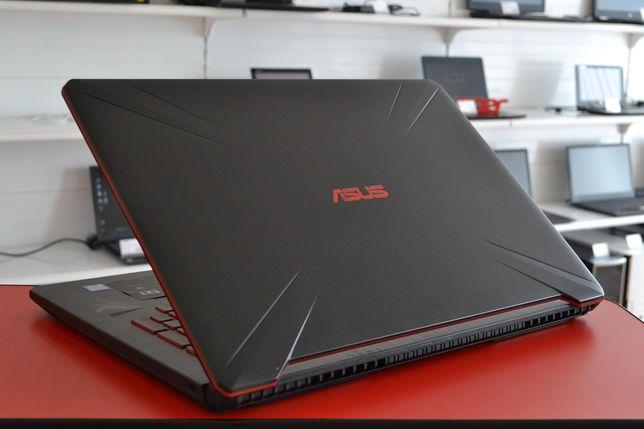 Ноутбук Asus i7-8750H Видеокарта GeForce GTX 1050Ti 4Gb