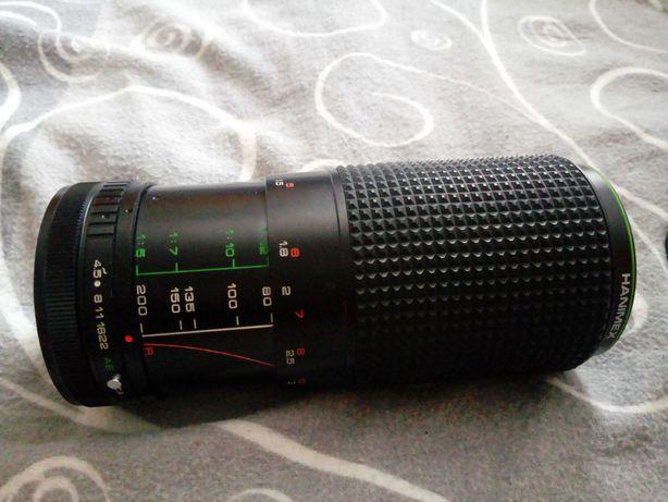 Obiektyw Hanimex 80-200mm. Okazja!