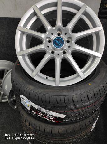 Koła nowe 17 alufelgi 5x114,3 opony 225/50/17 nowe  Nissan kia hunday