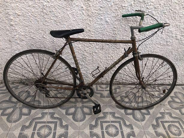 Bicicleta ciclismo Vintage