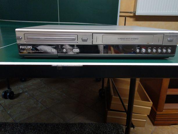 Nagrywarka Philips DVDR630VR uszkodzona