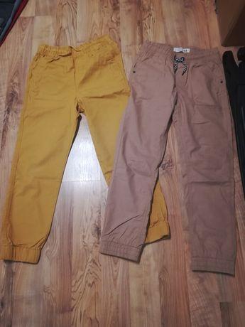 14 szt spodnie, jeansy, joggery,dresy dla chłopca 152