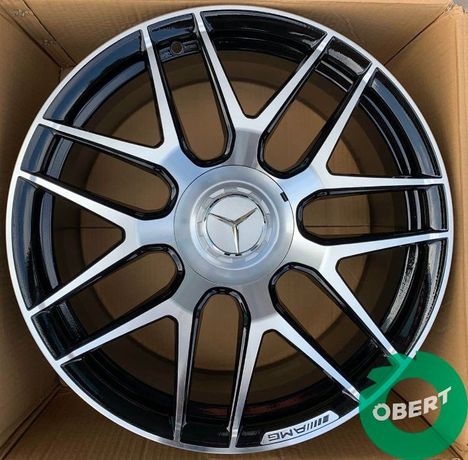 Новые разноширокие диски 5*112 R19 для Mercedes C E S Glc Class