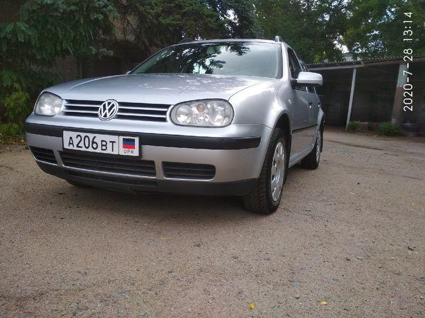 Volkswagen Golf в идеале