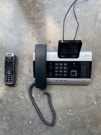 Central Telefonica Siemens GIGASET DX600+ telefone suplmentar
