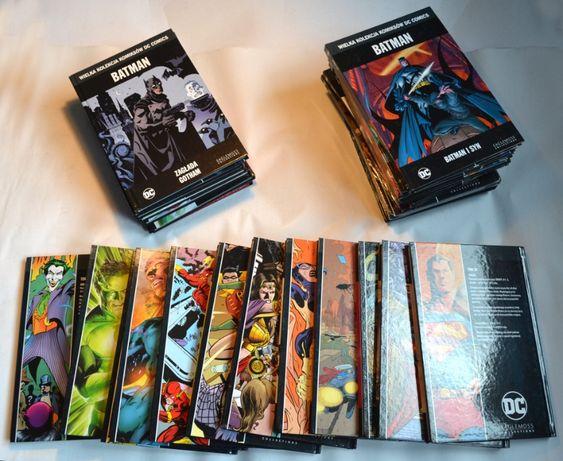 WKKDC Wielka Kolekja Komiksów DC na sztuki możliwość wysyłki