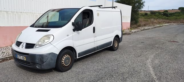 Renault Trafic 2.0 DCI 2008