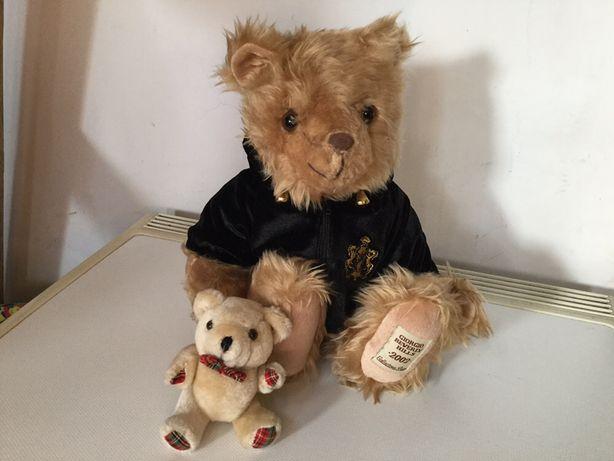 Мишка в куртке голливуд медвежонок ведмедик подарунок