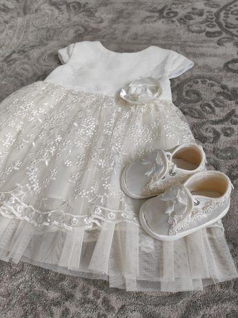 Плаття для дівчинки 74р