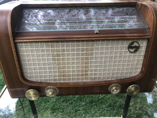 Radioodbiornik Philips bs 539a