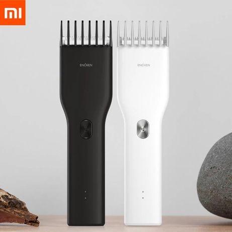 Xiaomi Mi Enchen Boost USB  машинка триммер для стрижки волос