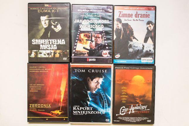Filmy DVD i VCD