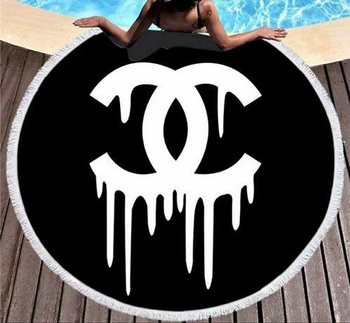 Mata dywanik Chanel Gucci Versace LV Dior Adidas