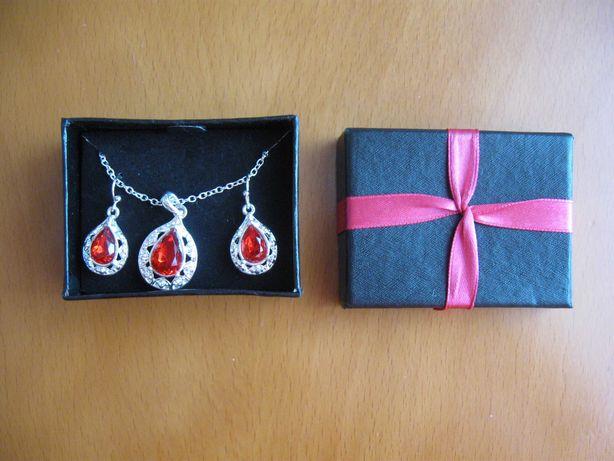 Komplet biżuterii Sweet Soul (AVON)