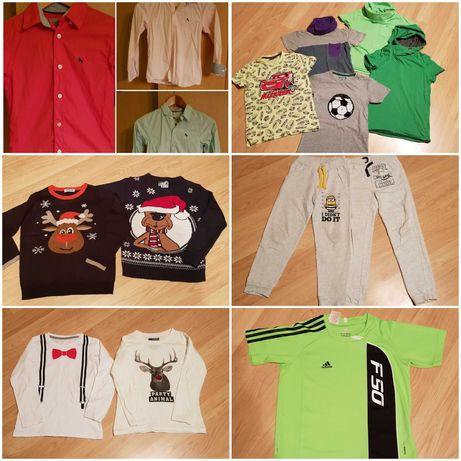 Ubranka dla chłopca 122-140 Buty 29-32