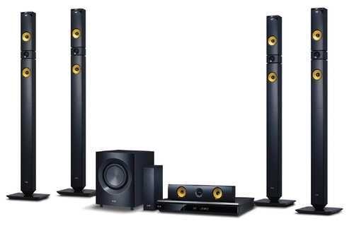 Kino domowe Blu Ray 9.1Ch. LG HX773W 3D oraz 3D dźwięk