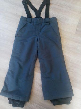 Spodnie na ŚNIEG