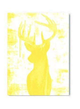 Reprodukcja obraz Endeering Yellow