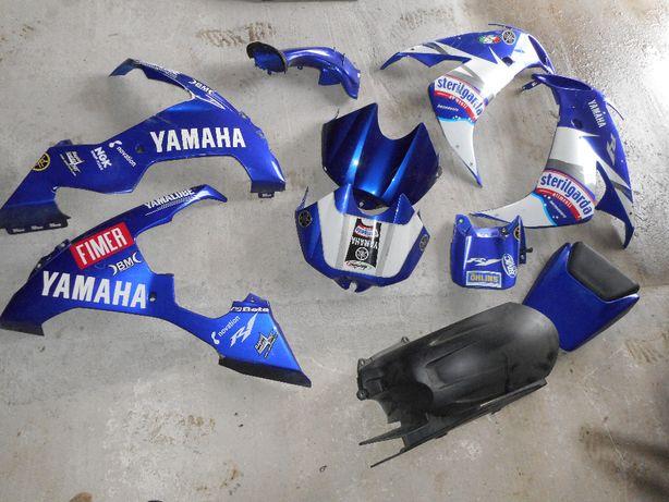 plastik owiewka prawa lewa yamaha R1 RN12