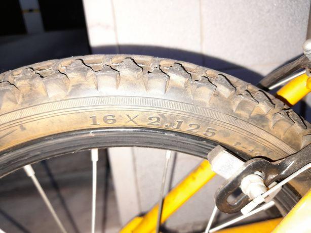 Bicicleta de criança roda 18