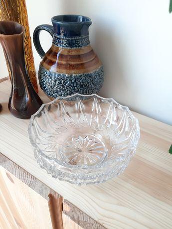 Misa miska miseczka kryształ prl