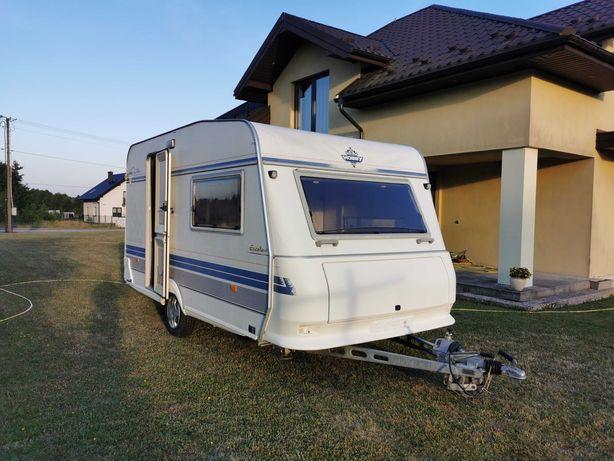 Przyczepa Kempingowa HOBBY 390 Super Stan